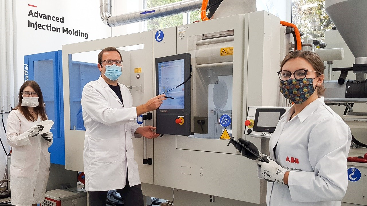 ABB strengthens research into smart materials with new R&D facility