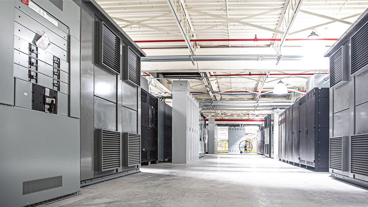 Les nouvelles architectures d'ABB pour améliorer la rentabilité des DataCenters