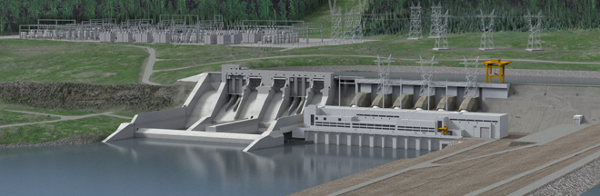 Picture from BC Hydro