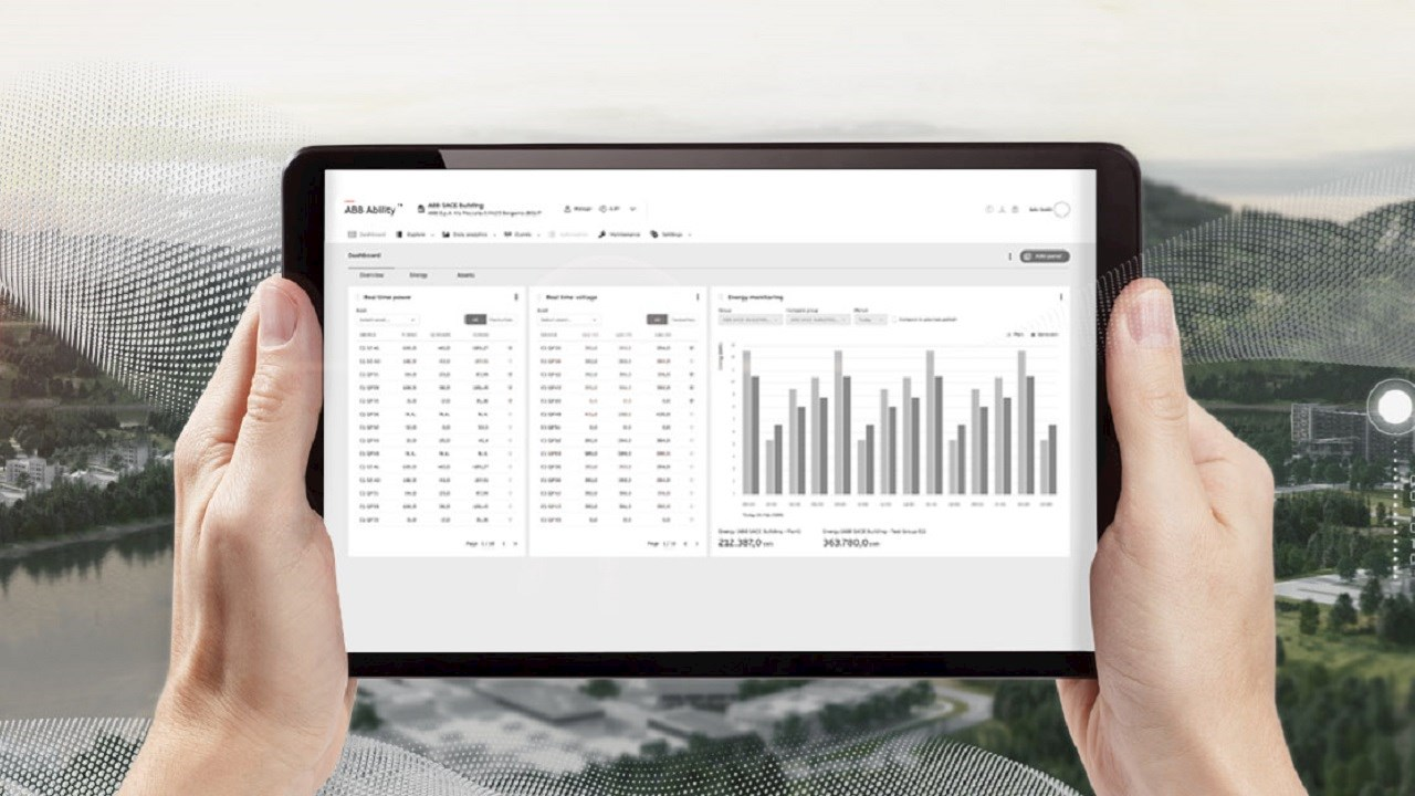 ABB offers innovative integrated energy and asset management as Software-as-a-Service