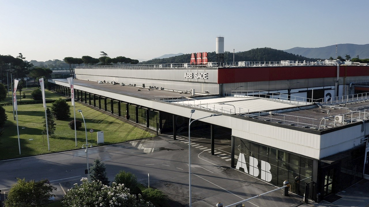 Sustainability plan pays off for ABB factory with 30% energy savings