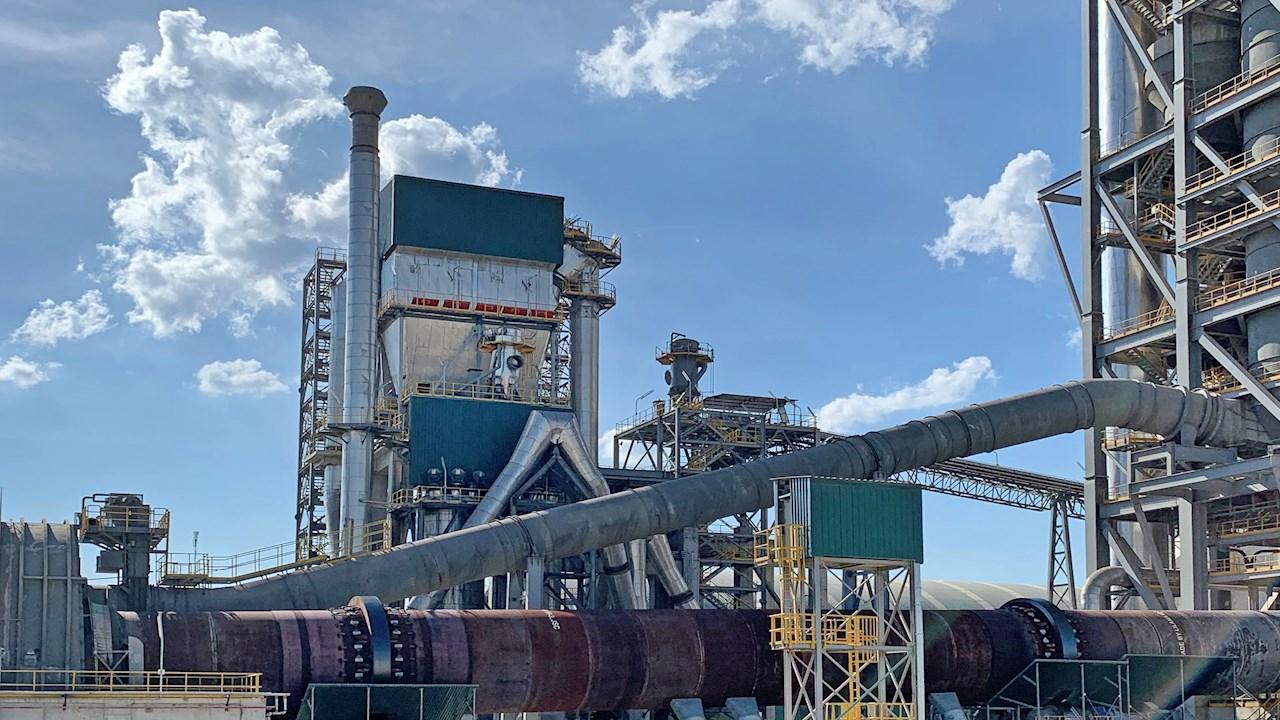 Paquete de sistema de control de ABB puesto en marcha en la nueva planta de cemento en Vietnam