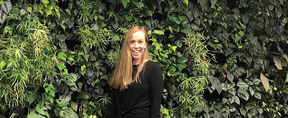 Maria Pasanen iloitsee ABB:n saamasta arvostuksesta tekniikan ja IT-alan ammattilaisilta.