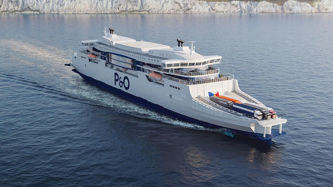 ABB technology powers super-ferries towards new sustainable transport era