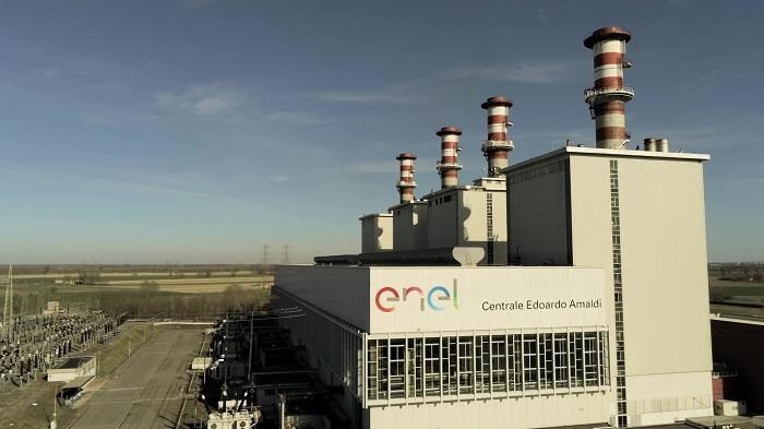 La Casella Combined Cycle Power Plant, Enel, Italy