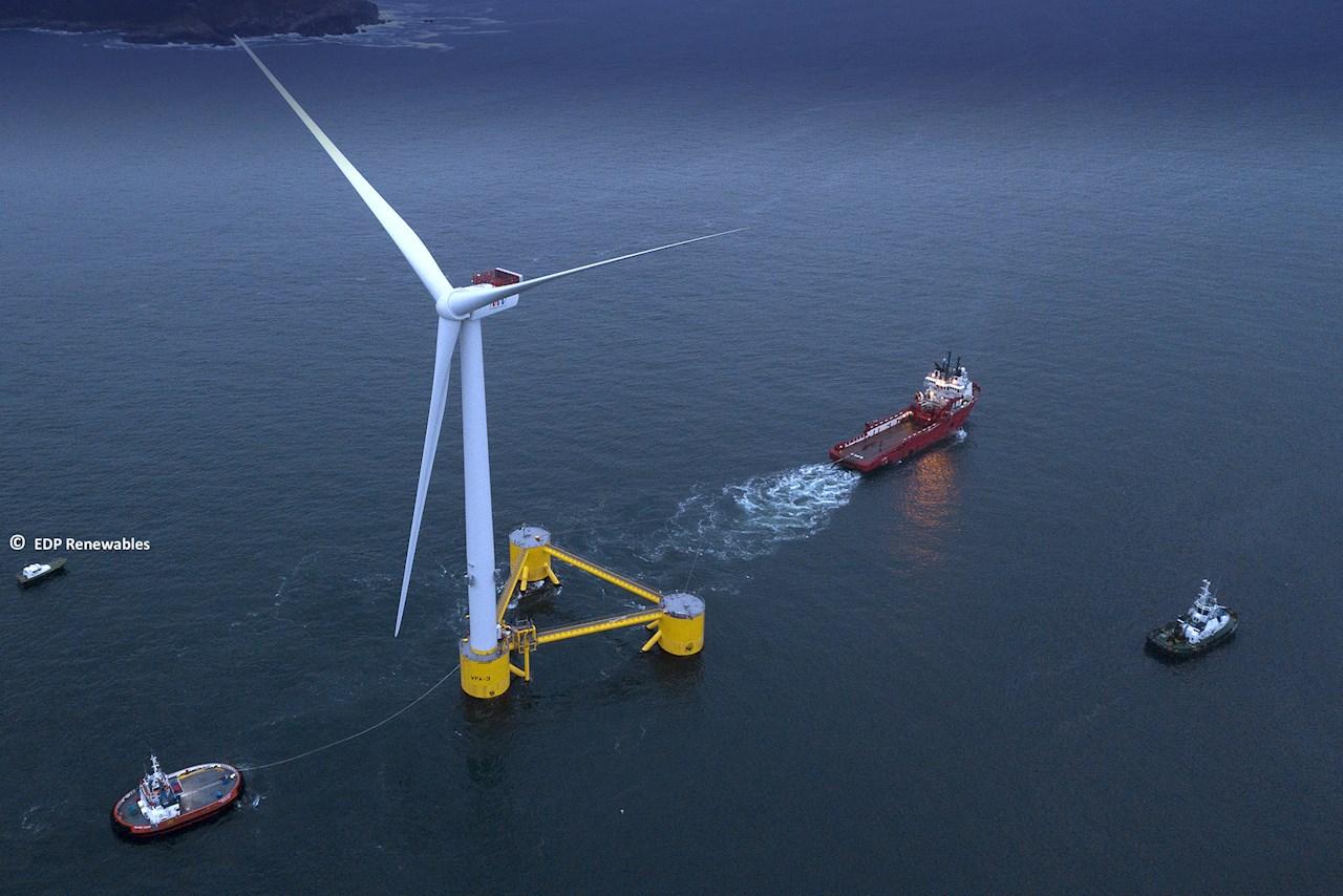 ABBs OCTOPUS-programvare vil kutte transporttid mellom land og vindparker.