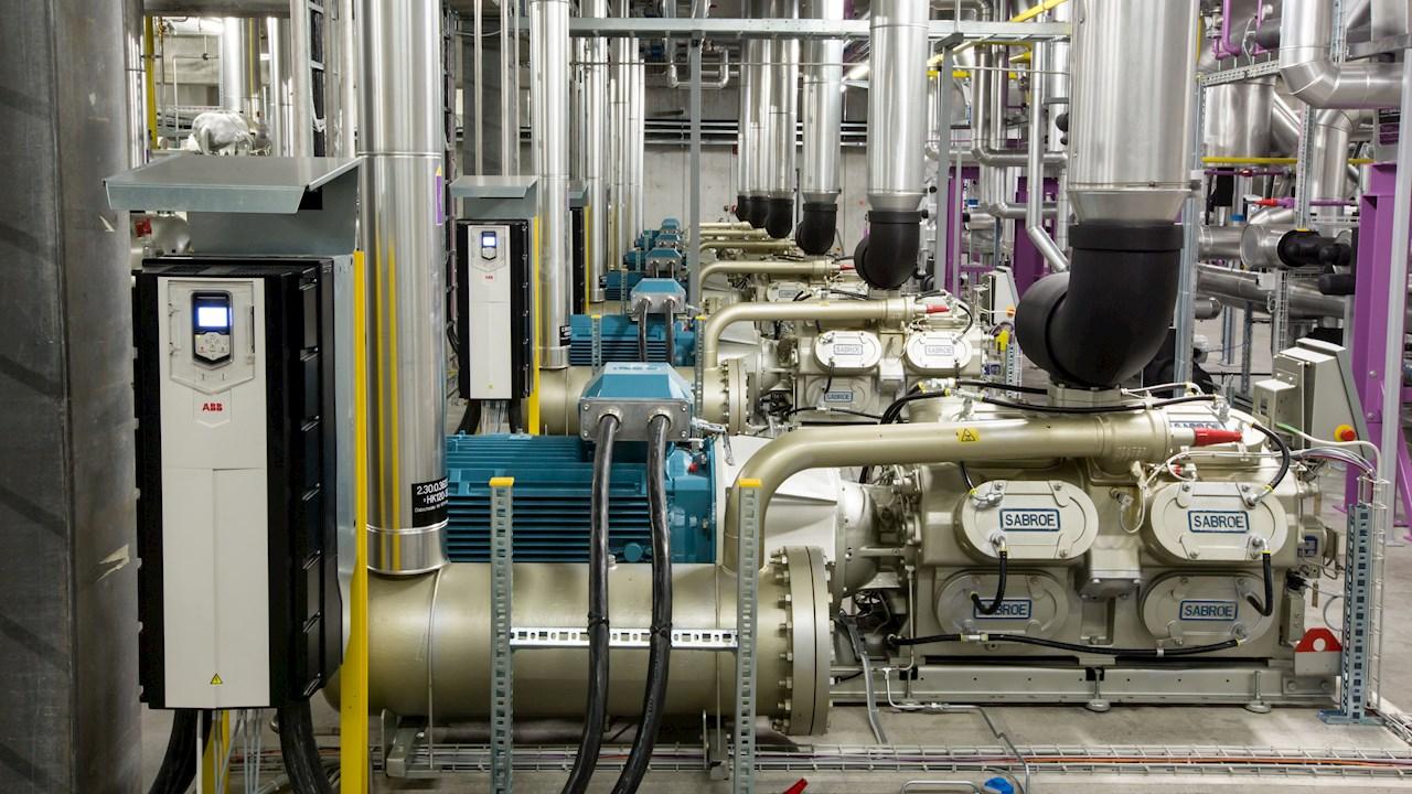 Motores ABB Food Safe capaces de soportar 1.100 ciclos de lavado