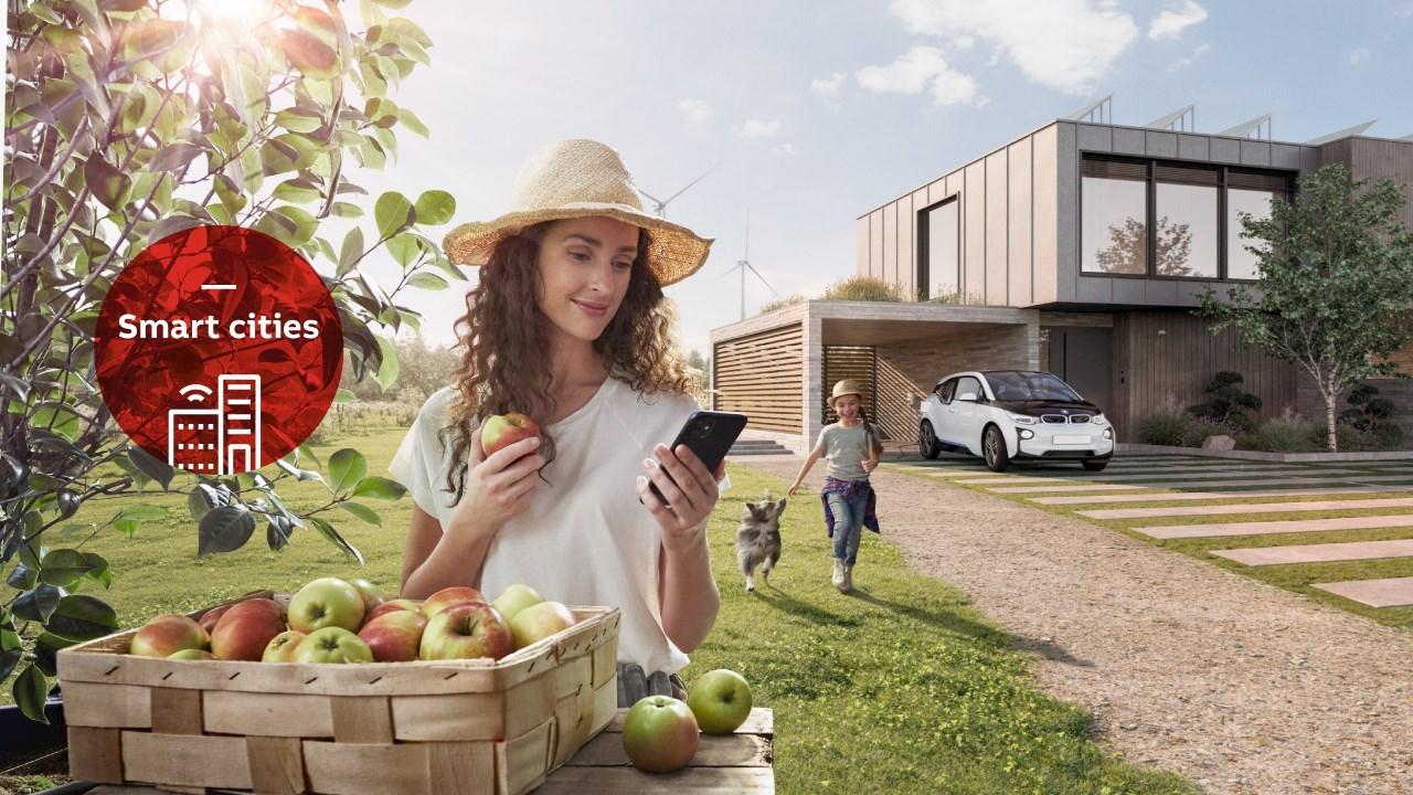 Una vida más inteligente con las Smart Home de ABB