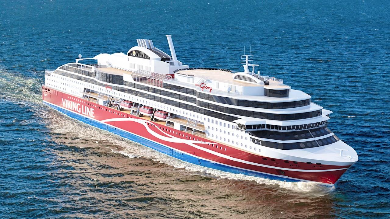 Azipod®-fremdrift holder Viking Line på stø kurs for grønnere hav