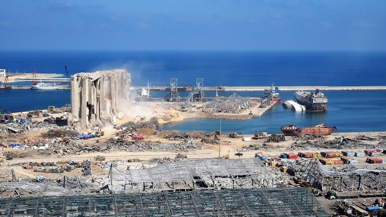 ABB supports rebuild efforts of critical infrastructure in Beirut