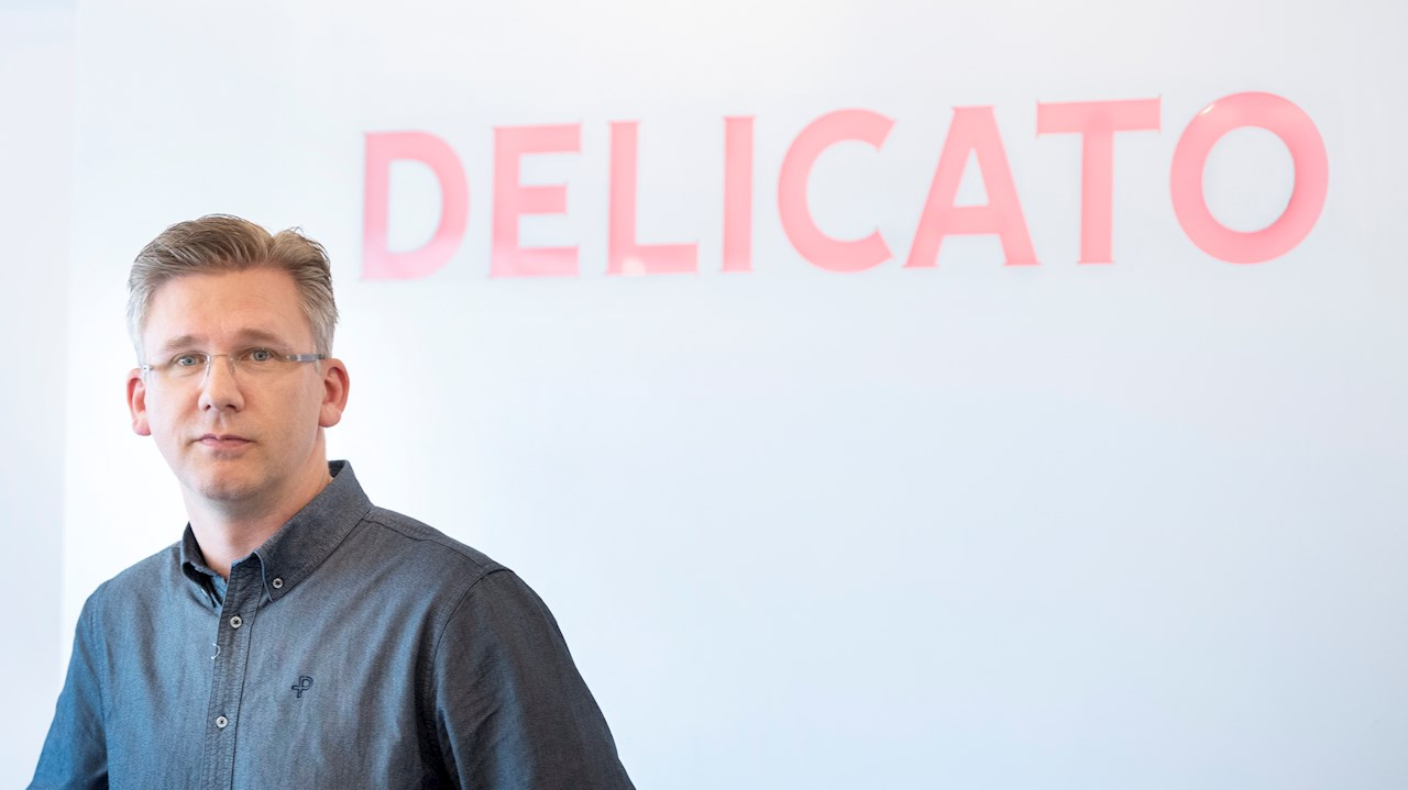 Anders Jaresjö, Production Manager at Delicato