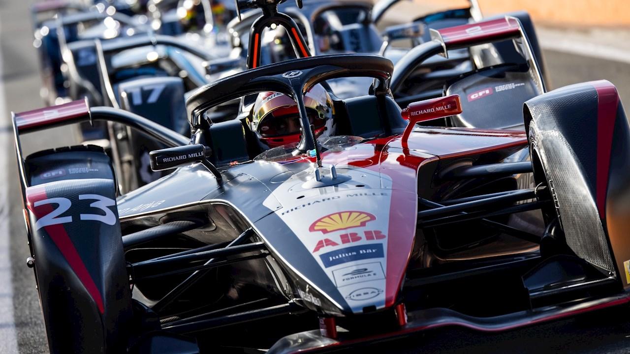 ABB Technologie sorgt für störungsfreie Live-Übertragung der ABB FIA Formel-E-Weltmeisterschaft
