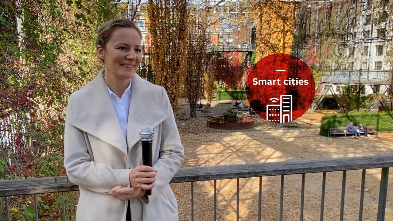 Was ist eine «Smart City»?