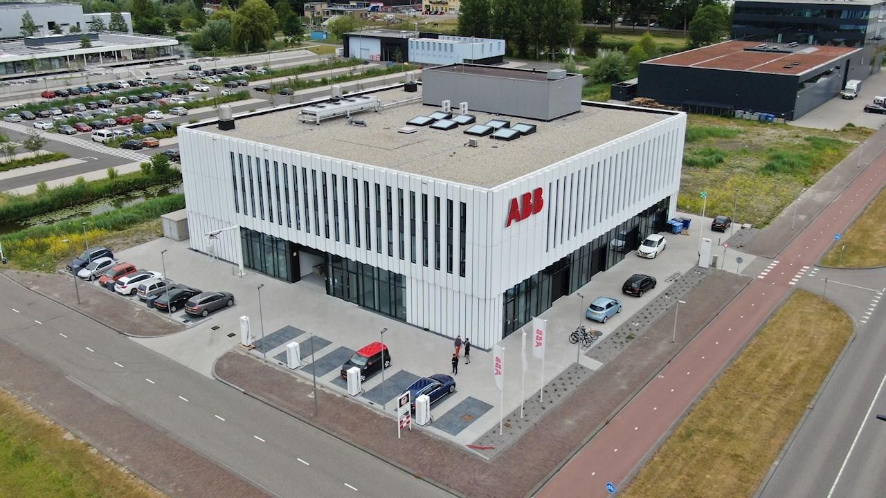 Η ABB επιταχύνει την καινοτομία με νέο παγκόσμιο κέντρο Έρευνας & Ανάπτυξης για τον κλάδο της ηλεκτροκίνησης