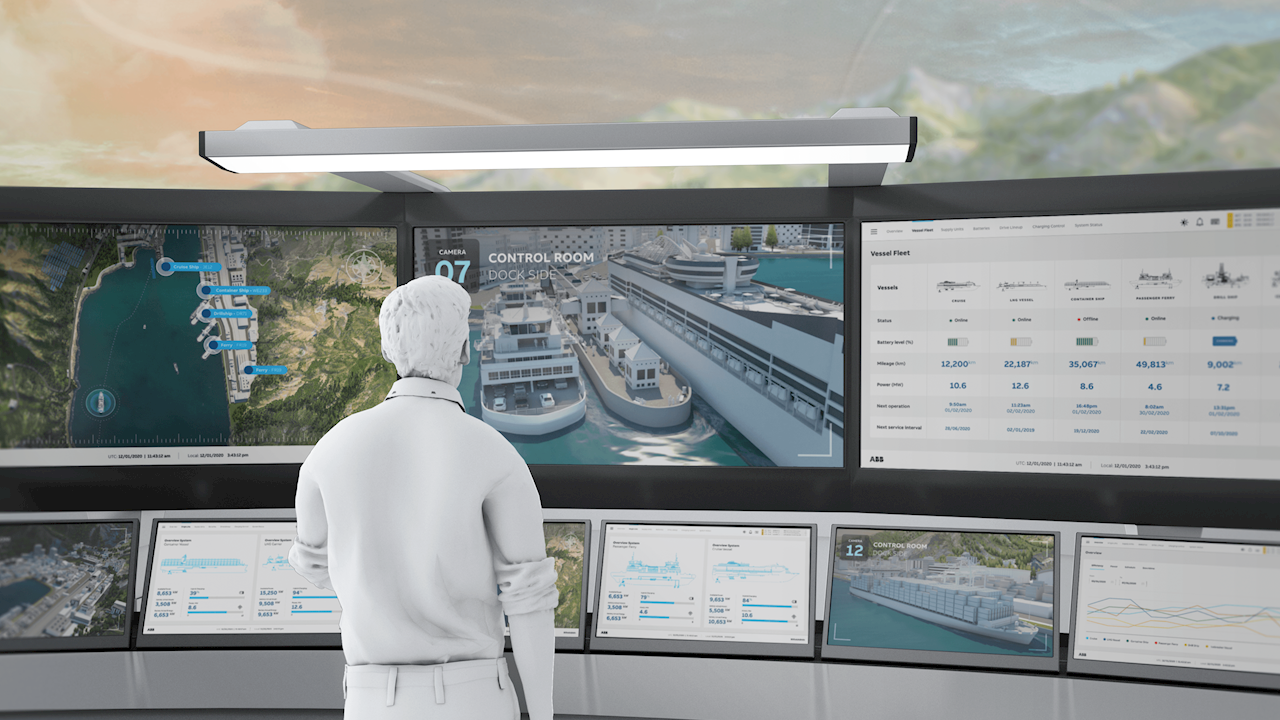 ABB Marine & Ports' cyber security lab will support shipping companies at all stages of digitalization