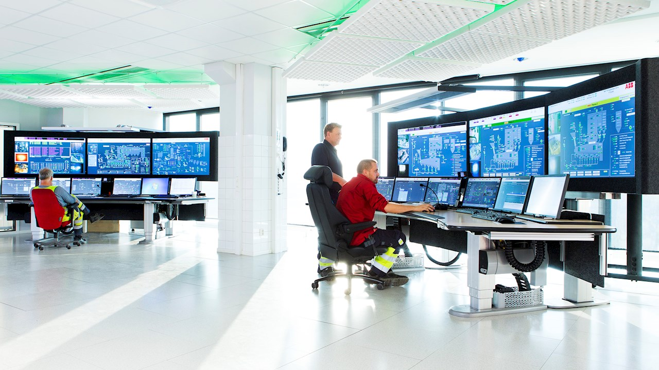 Automation pioneer ABB confirmed as #1 DCS market leader