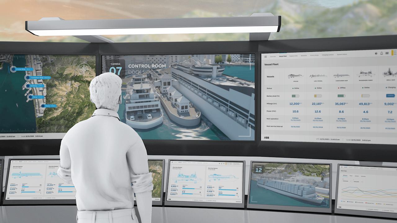 ABB åpner lab for stresstest av datasikkerhetstrusler i skipsfarten