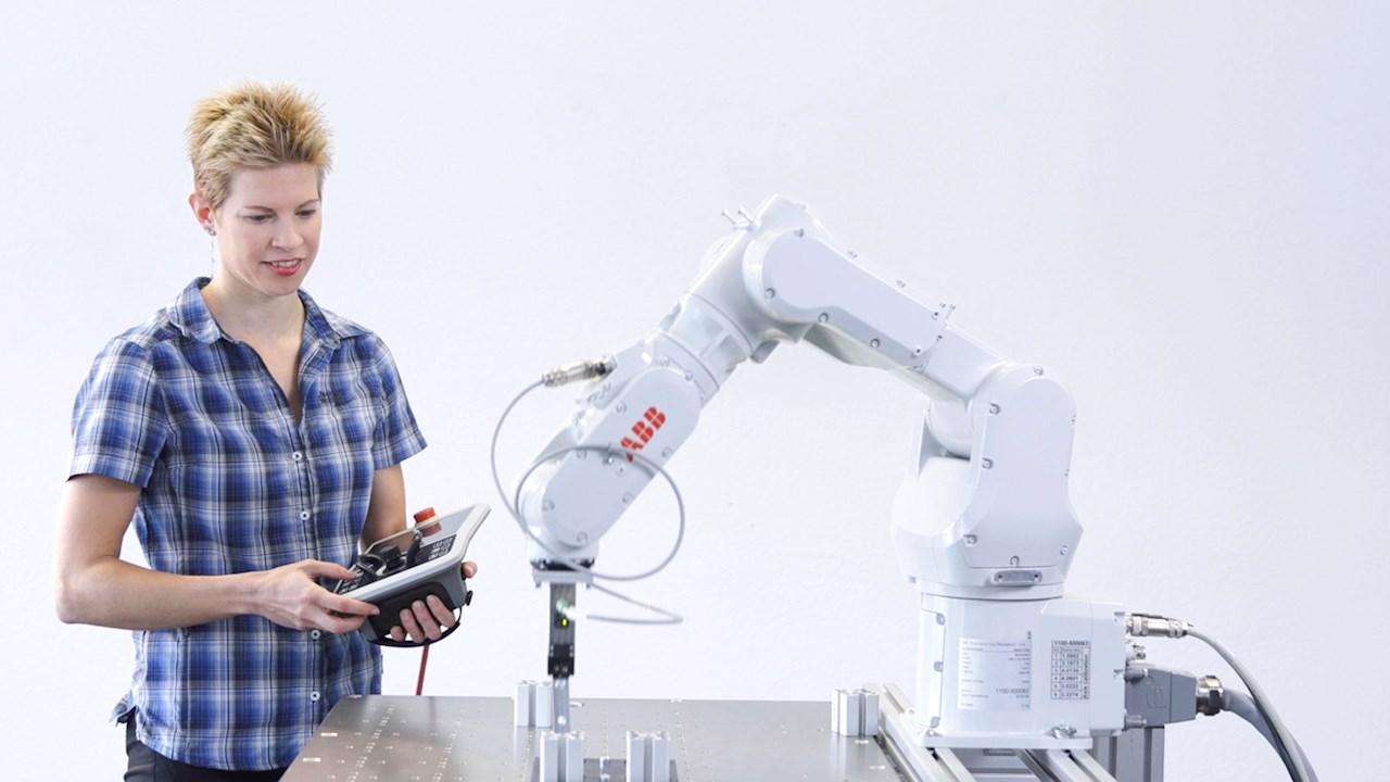 Wizard Easy Programming jetzt auch für Industrieroboter von ABB verfügbar