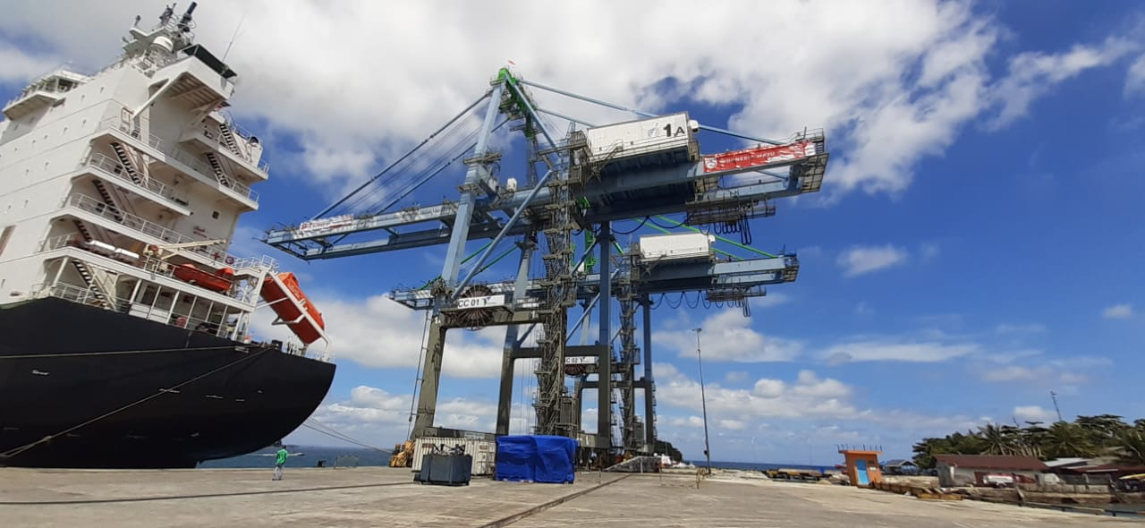 ABB maximizes crane performance for Indonesias leading port operator