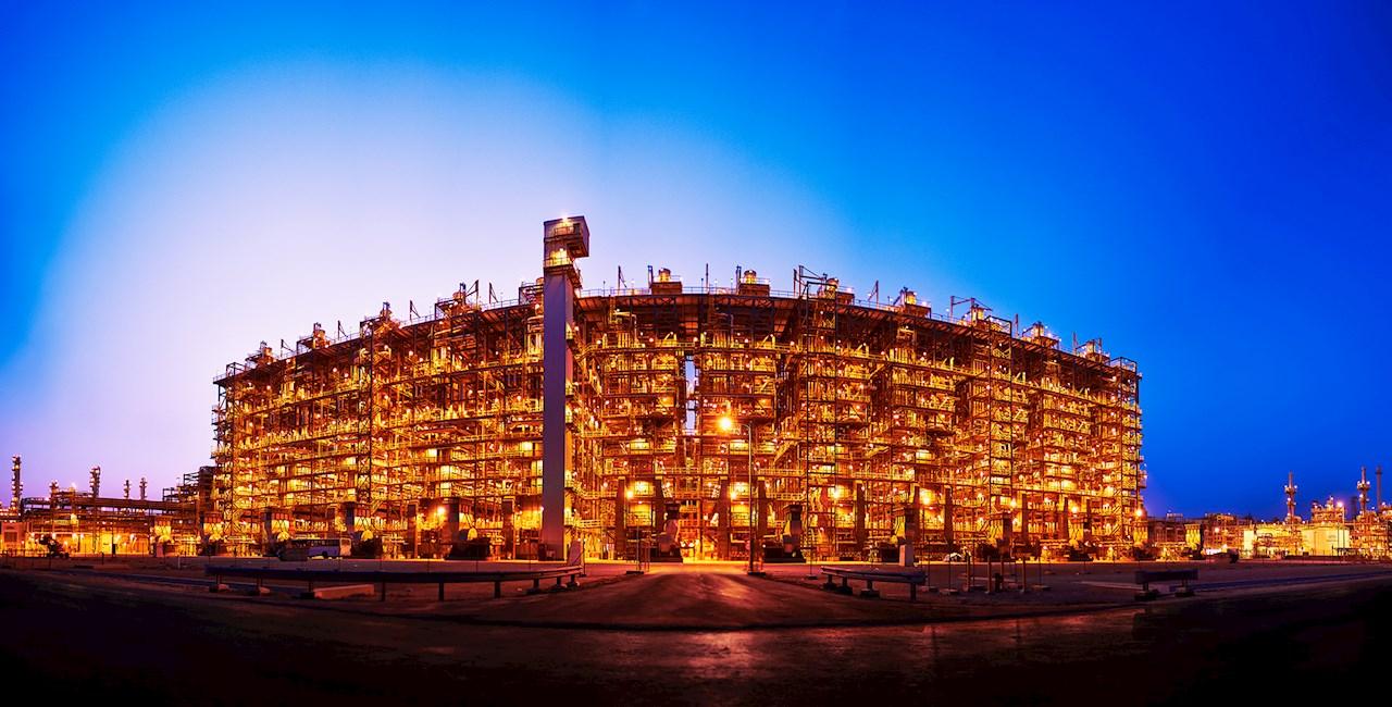 ABB og CORYS har allerede samarbeidet, som hos kjemiselskapet Sadara (Ill. Sadara Chemical Company).