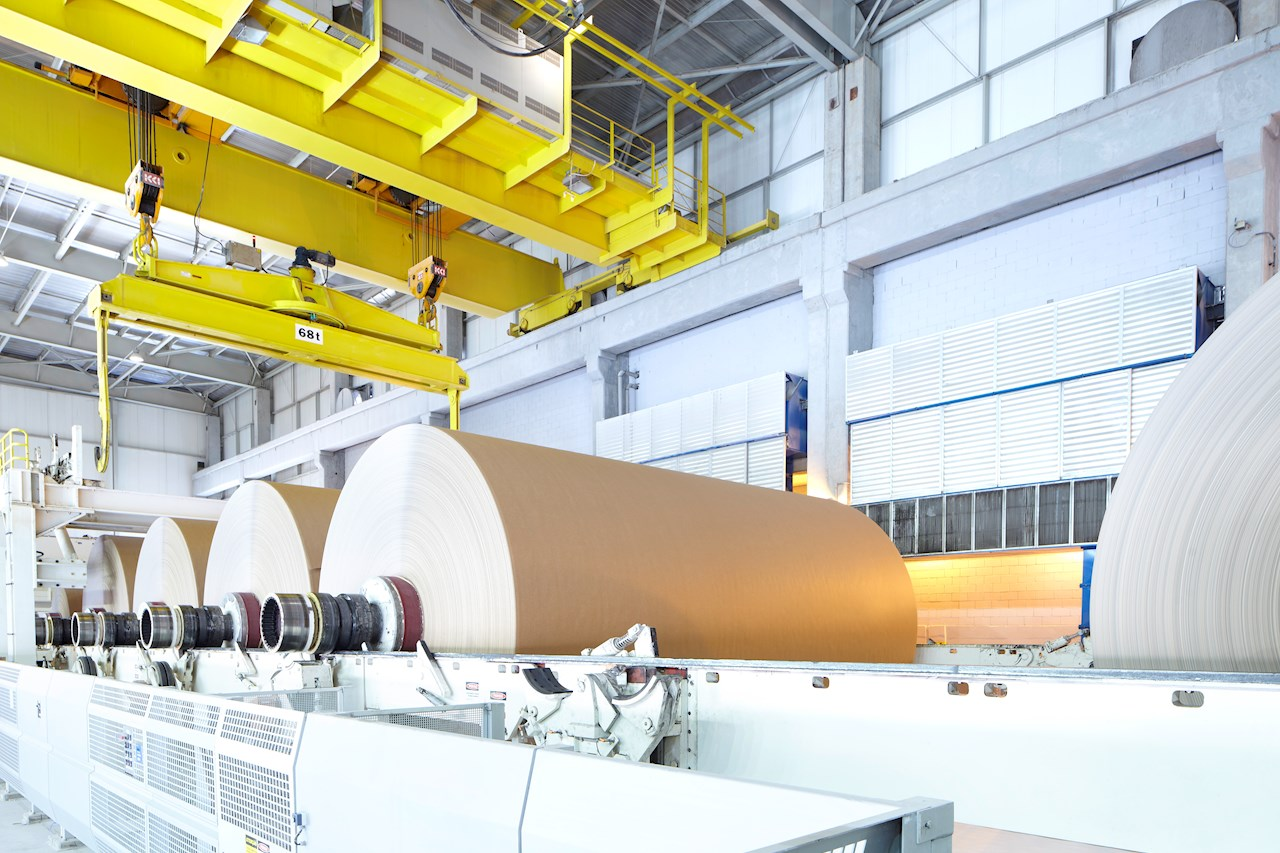 ABB has completed a major winder drive system upgrade with remote commissioning