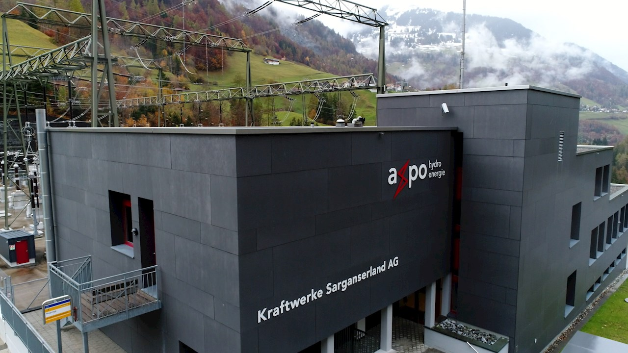 ABB helps Axpo develop Switzerland's first digital hydropower plant