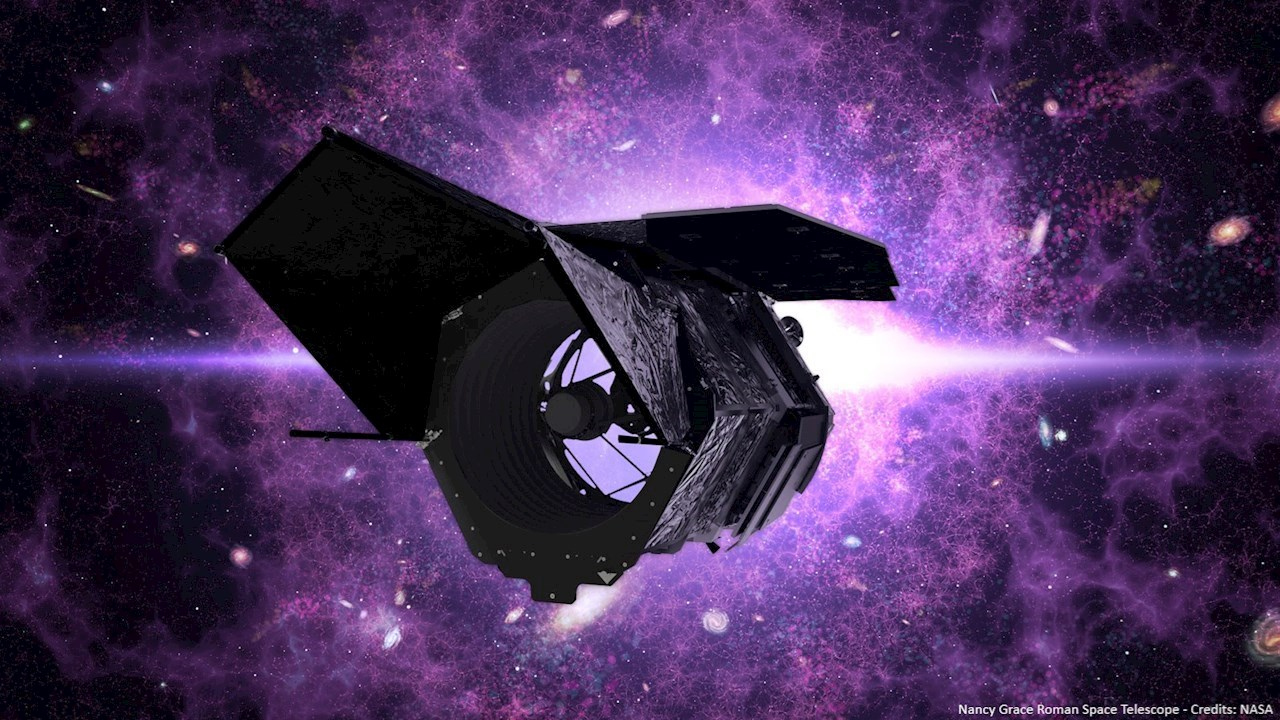 ABB ve Nüvü, NASA'nın gelecek teleskobu için güneş sisteminin dışını kapsayan kameralar sağlayacak