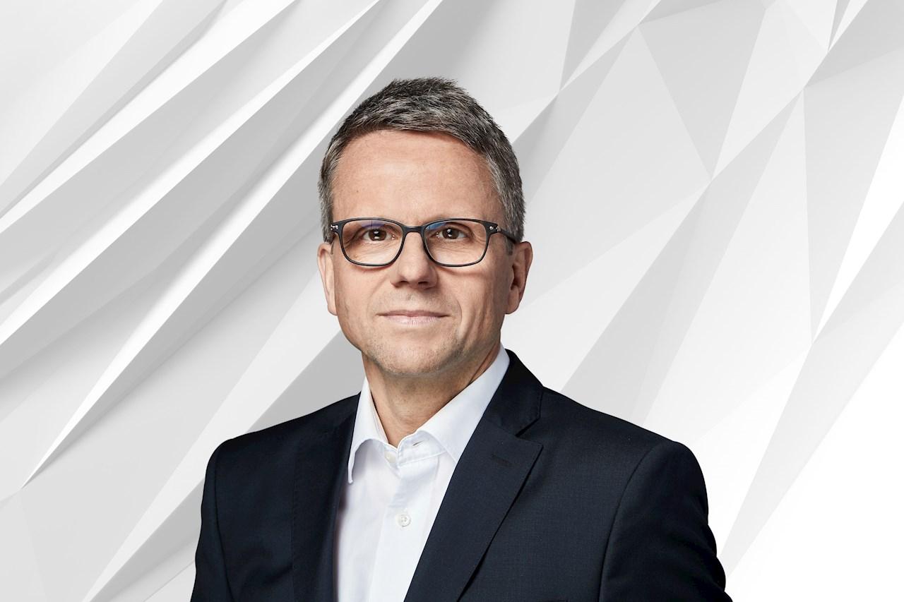 Peter Terwiesch, Leiter des ABB Geschäftsbereichs Industrieautomation