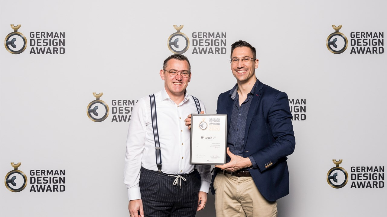 ABB wins German Design Award for smart building innovation