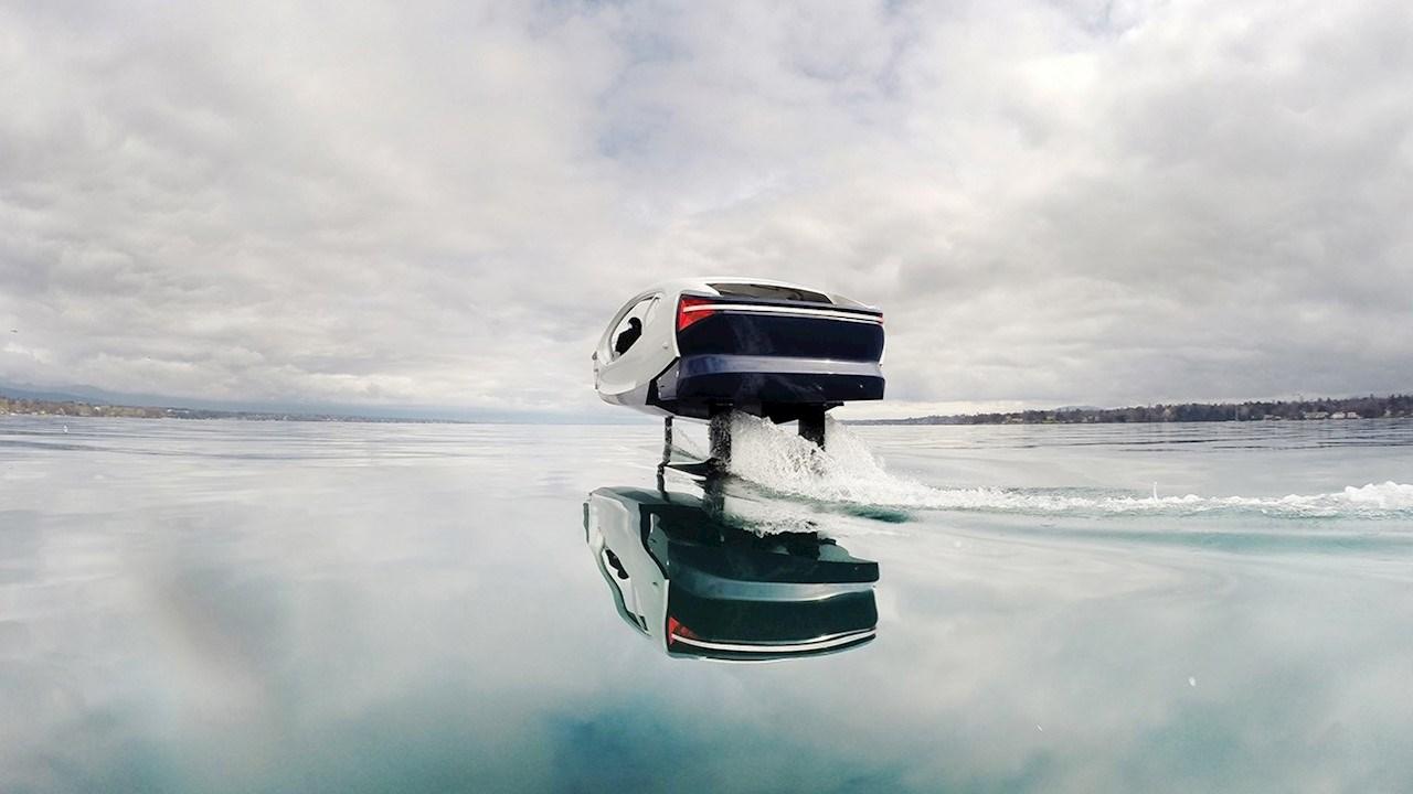 À Paris, ABB participe au projet innovant des bateaux-taxi SeaBubbles