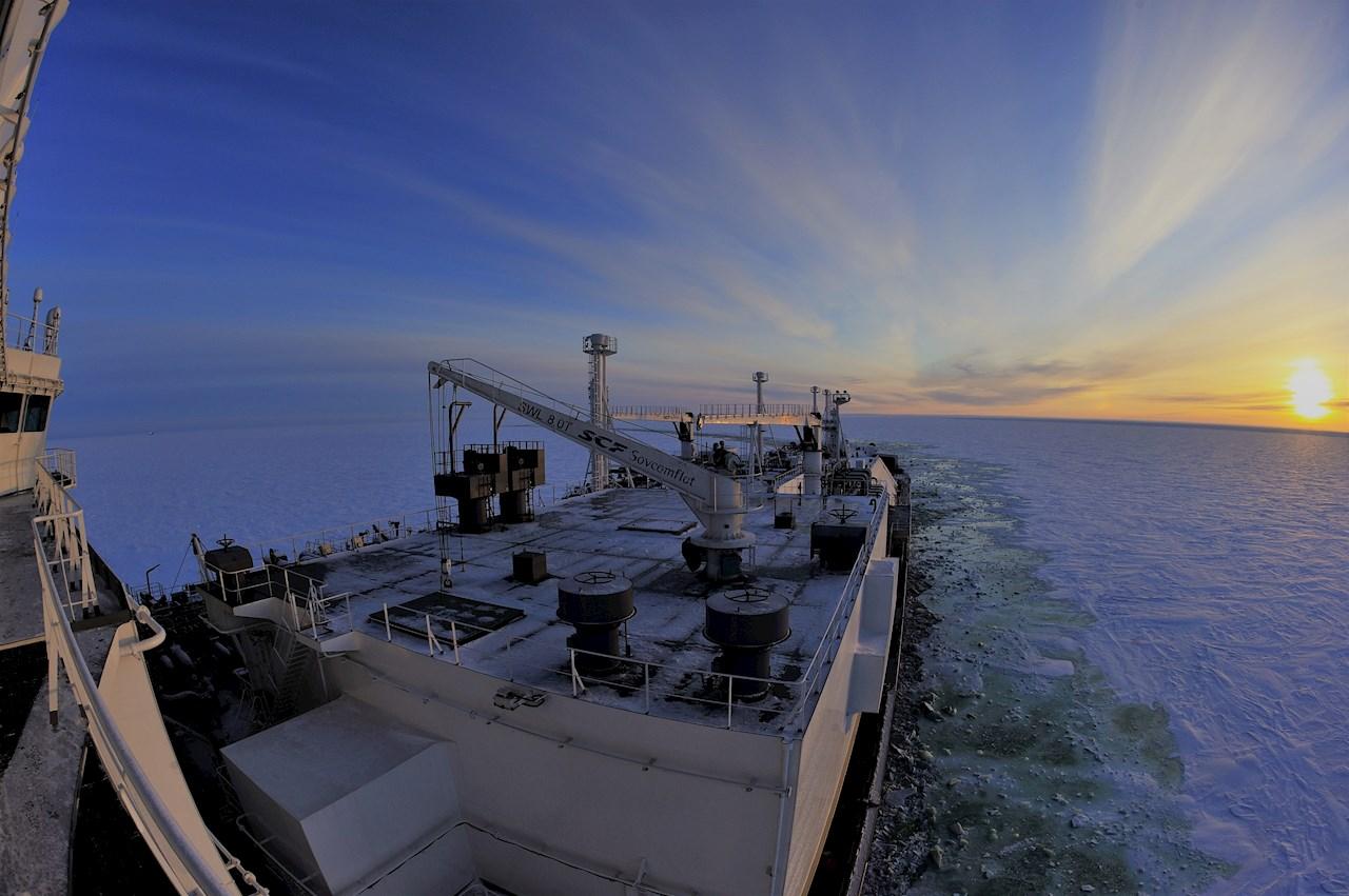 ABB-teknologi støtter bærekraftig framtid for arktisk shipping (Foto: Sovcomflot)