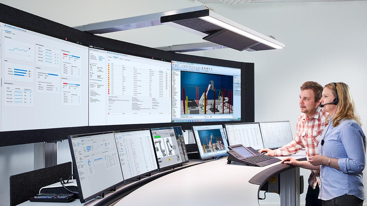 ABB tarjoaa veloituksetta ohjelmistopalveluja auttaakseen robottiasiakkaitaan tuotannon ylläpitämisessä