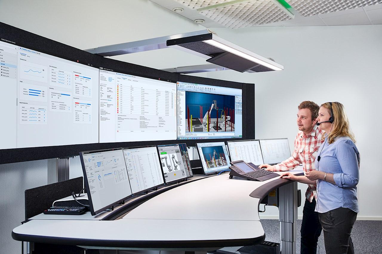Angesichts der Covid-19-Pandemie hat der ABB-Geschäftsbereich Robotik und Fertigungsautomation entschieden, viele seiner Software-Lösungen bis zum Ende dieses Jahres kostenlos anzubieten.