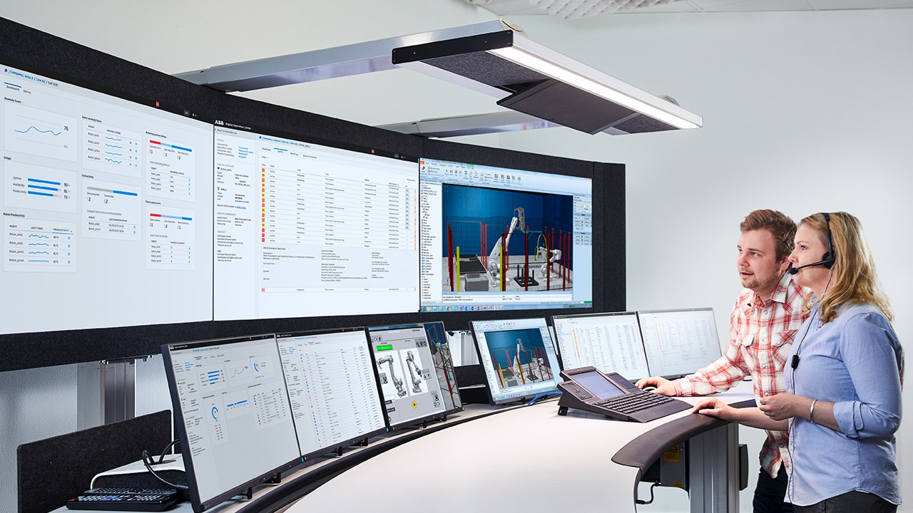 Ο Τομέας Συστημάτων Κίνησης και Ρομποτικής της ΑΒΒ  προσφέρει δωρεάν ψηφιακές λύσεις καθ' όλη τη διάρκεια του 2020