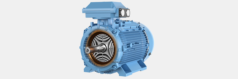ABB's IE5 synchronous reluctance motor is a new first choice for energy efficiency.