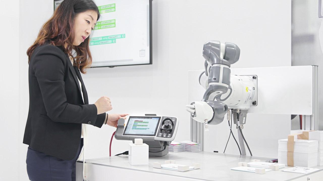 ABB机器人软件
