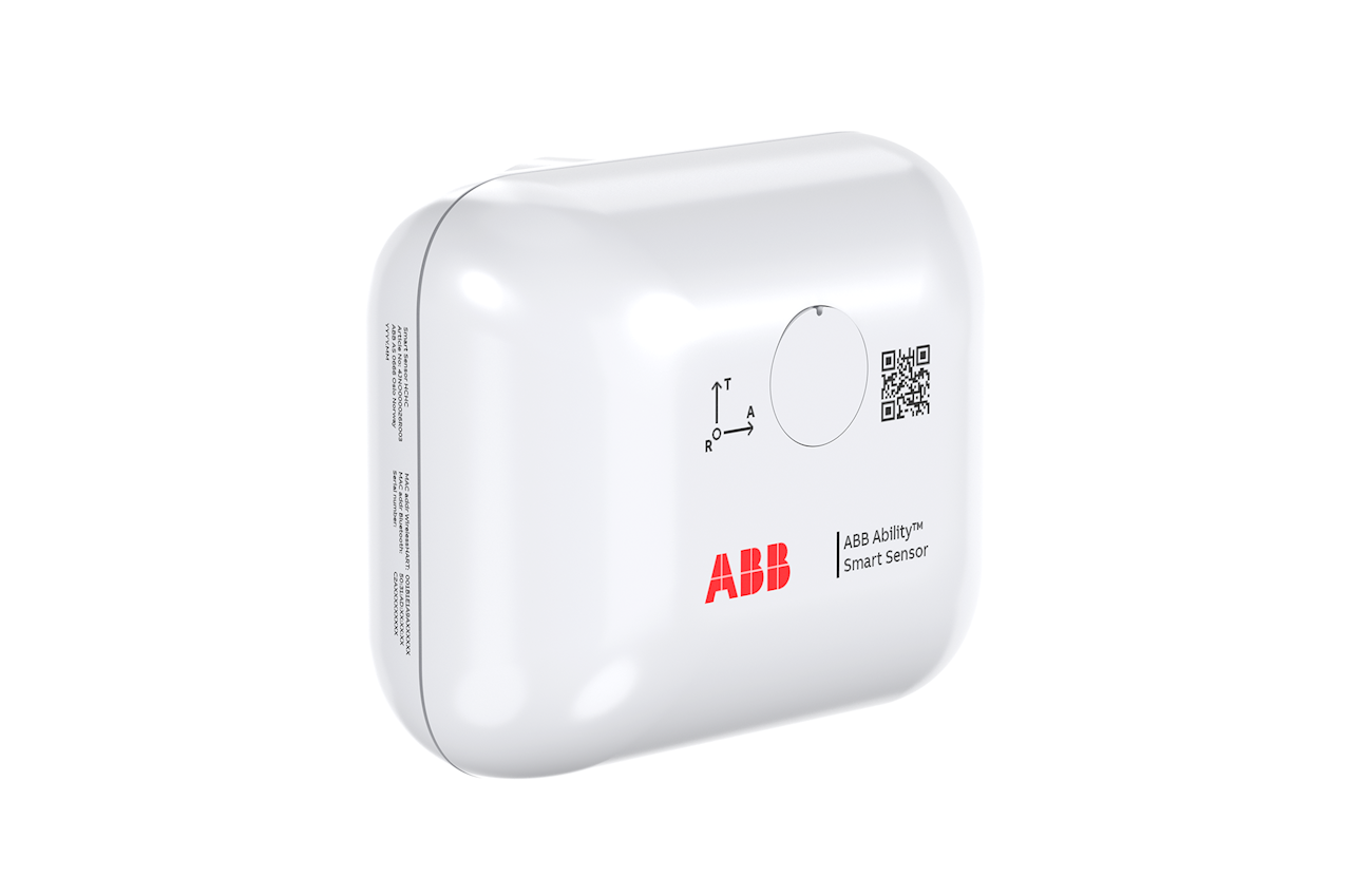 ABB Ability™ išmanusis jutiklis sprogioje aplinkoje veikiantiems įrenginiams
