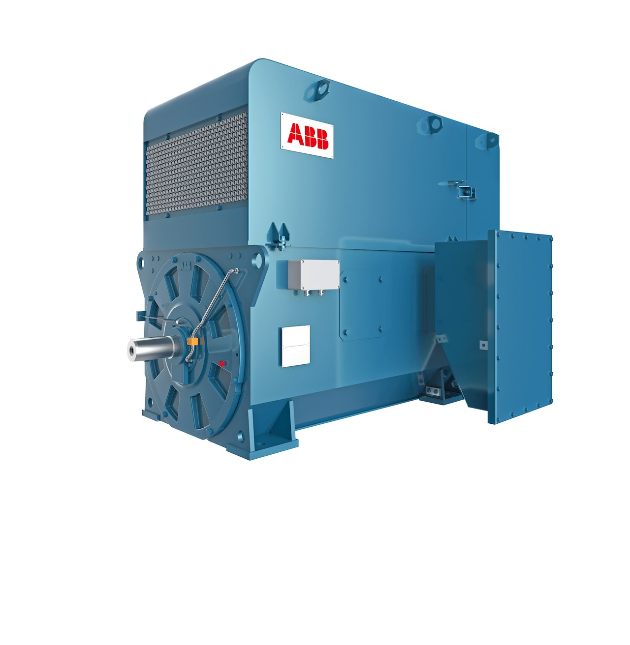 ABB's modular induction NMI motor is optimized to meet the needs of power, water and other industries.