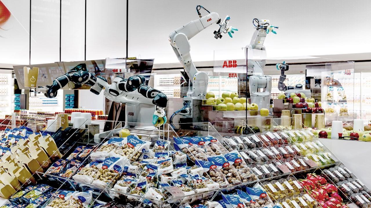 Creando un futuro incierto más seguro para el sector de alimentación y bebidas