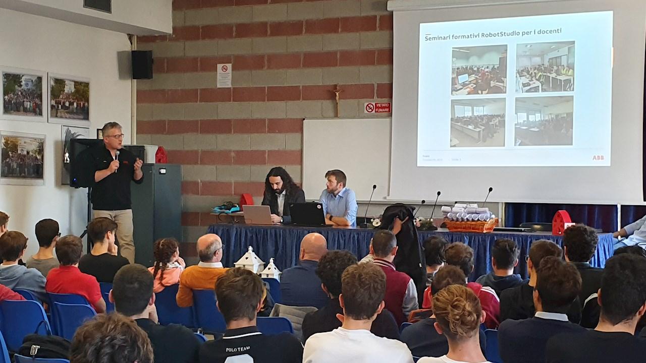 Il progetto Educational abbraccia l'Italia!