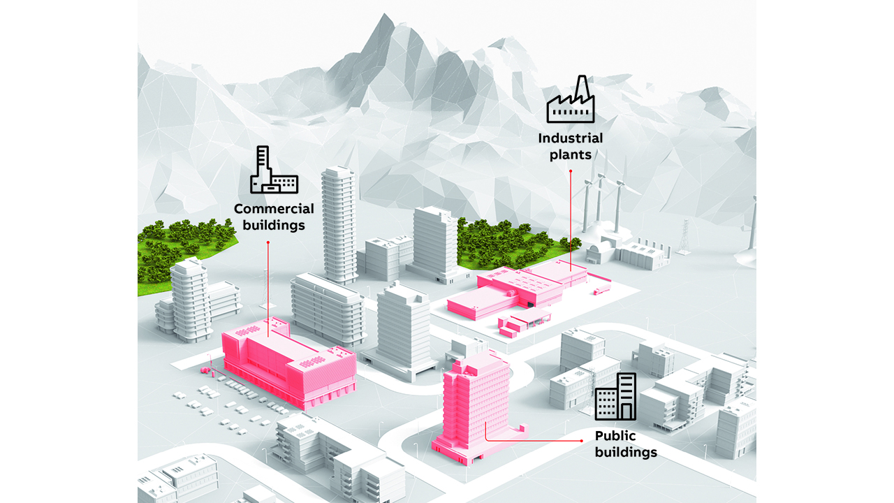 01 The M4M family enables complete power quality analysis and accurate energy efficiency monitoring of commercial and industrial buildings, as well as data centers.