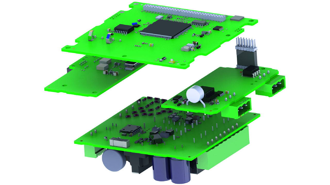 10 Peripherals can be configured by using dedicated PCBAs, which enable input/output and communication functions.