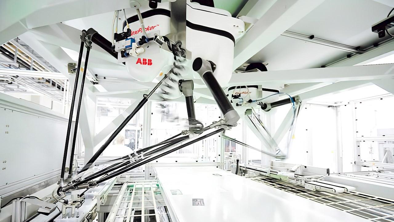 ABB mejorará la cartera robótica de picking y embalaje para transformar el cumplimiento de pedidos omnicanal y la logística minorista