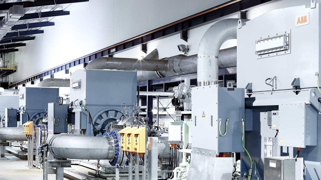 ABB's industrial duty HV induction motors now available in NEMA markets