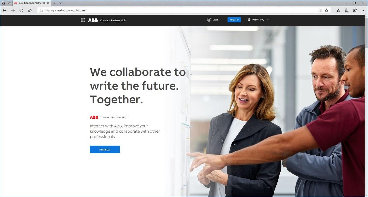 ABB Connect Partner Hub