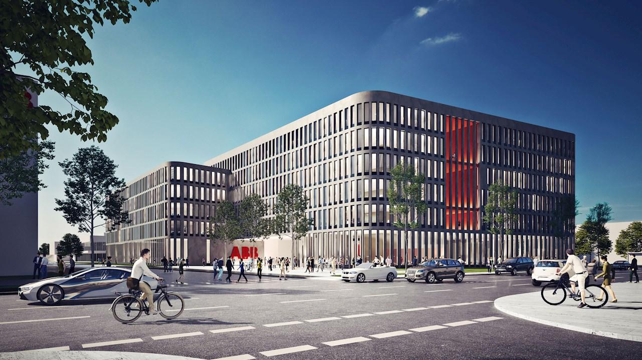 Das Bild zeigt den derzeitigen Planungsstand, der Baukörper wird sich bis zum Baubeginn noch ändern  (Bild: ATP architekten ingenieure)