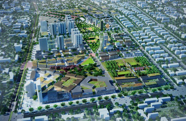 Yantai Hammarby Eco City