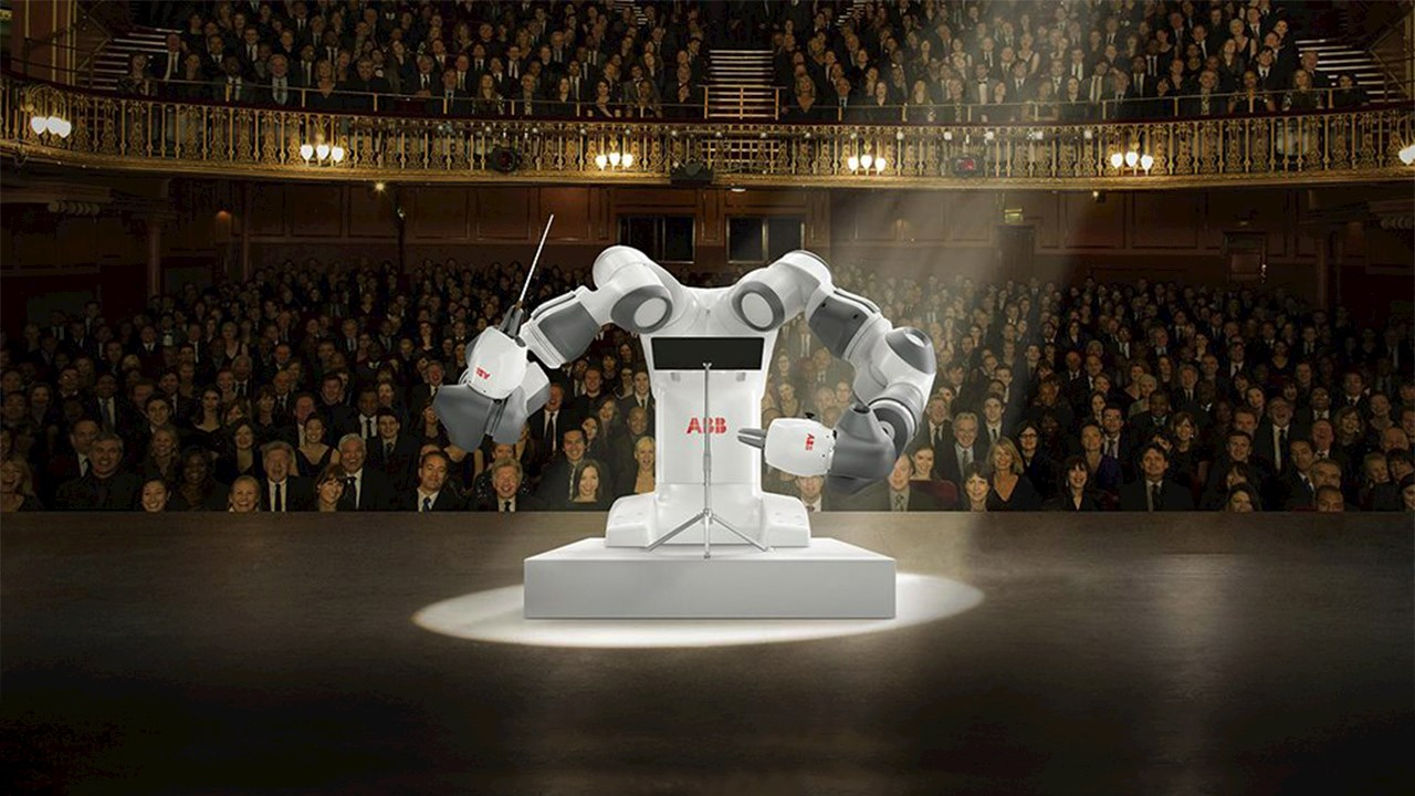 ABB's ground-breaking YuMi® robot has set new standards for collaborative robotics for five years