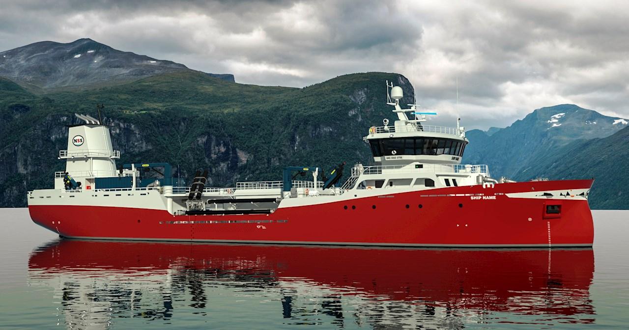 Færøysund live fish carrier