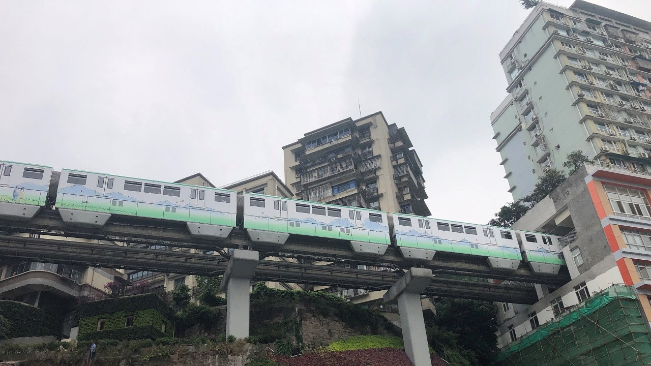 Power distribution technologies support 14km expansion of subway connections to Chongqing city in China